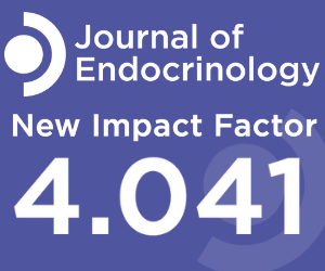 Journal of Endocrinology impact factor graphic
